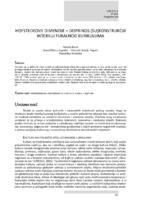 prikaz prve stranice dokumenta HOFSTEDEOVE DIMENZIJE – DOPRINOS (SU)KONSTRUKCIJI INTERKULTURALNOG KURIKULUMA