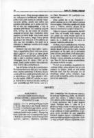 prikaz prve stranice dokumenta Ponovno o »istočnohercegovačkoj štokavštini« i kroatističkim stranputicama