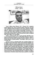 prikaz prve stranice dokumenta Milivoj Zenić (1953. – 2011.)